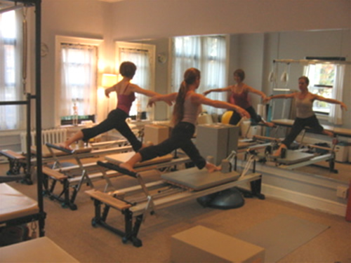 Freedom road pilates larchmont westchester county ny